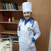 Гульмира Омарова