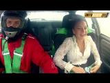 Toyota Mark II Drifting with Sexy Girl Телка пиздатей чем тачка_)