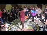 53)Тюбетейка 7 Хип-хоп Про - Морковь и Мадина 29.01.2017 (Набережные Челны)