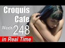 Croquis Cafe: Figure Drawing Resource No. 248 (featuring short poses)