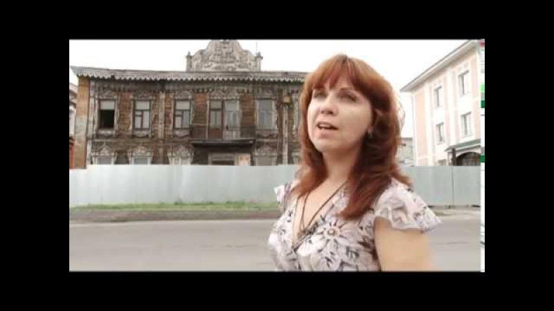 Барнаул неизвестный — Аптека Крюгер 02.08.16
