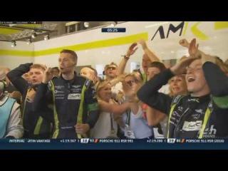 Corvette vs Aston Martin