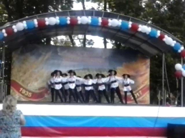 Непоседы - Танец Пираты (12.06.17, День России)