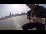 'Sweet Home Chicago' fingerstyle guitar arranged by Nathaniel Murphy