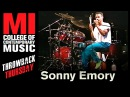Sonny Emory Throwback Thursday From the MI Library
