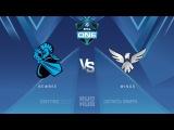 Newbee vs Wings - ESL One Genting, Полуфинал [Maelstorm, LightOfHeaveN]
