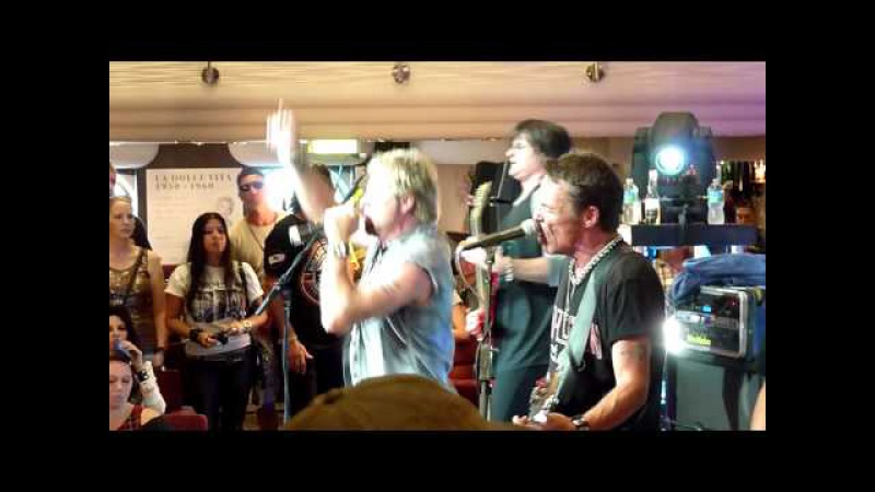 Babylon AD - Maryanne - Monsters of Rock Cruise 2015 MORC