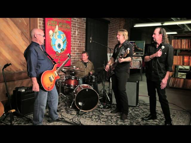 Ronnie Montrose Full Concert 11 30 11 Wolfgang's Vault OFFICIAL