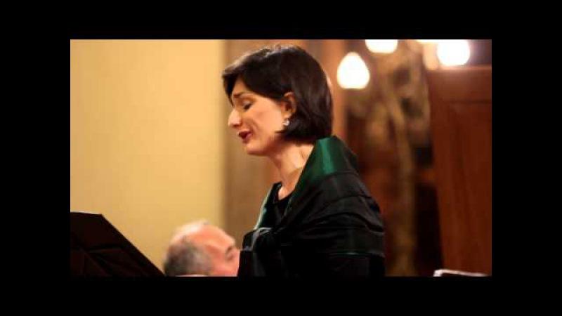 Claudio Monteverdi - Lamento della Ninfa - Monica Piccinini