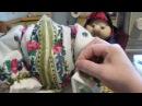 Как делали на Руси куклы обереги Традиционные народные куклы