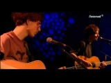 Kings of Convenience Live - Don't know what save you from