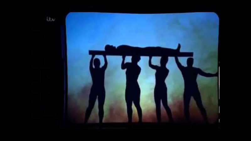 Attraction Shadow Theatre - Read All About It (BGT Audition 2013)