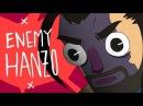 ENEMY HANZO OVERWATCH ANIMATION