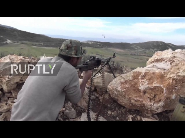Syria: Arab Army launches military operation to liberate Kabani