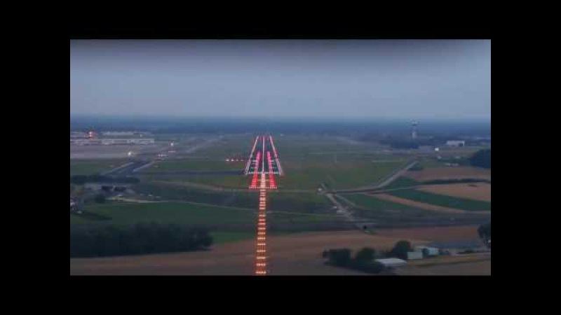 Взгляд на мир из кабины пилота самолета