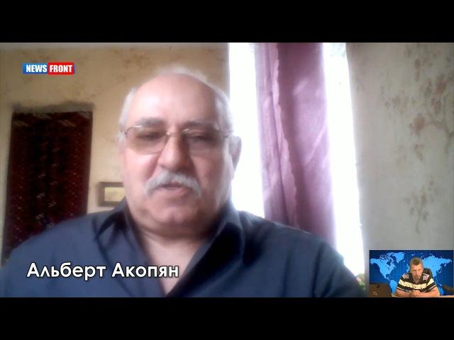 Альберт Акопян: Иран хочет принять систему Китая, минимального вмешательства в дела государства