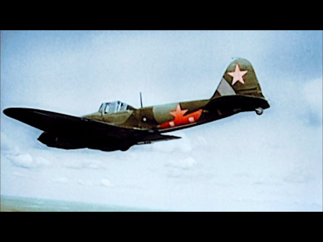 The power of Soviet Air Force 1939-1945 [HD 1080p]