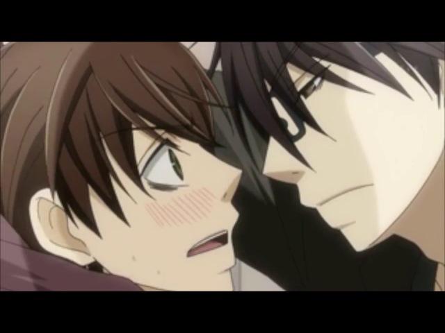 Лучшая в мире первая любовь Рицу и Такано Вампир Яой