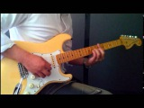 (CMC) Yngwie malmsteen Hold on Covered by jay