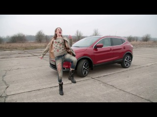 Backstage Nissan X-trail