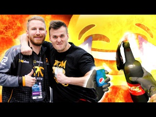 CS:GO • PROS HAVING FUN, Best funny moments (feat Olofmeister , PashaBiceps, GeT_RiGhT)