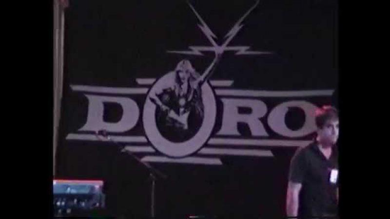 Doro - (Pleasure IslandDisney WorldEpcot Center) Orlando.Fl 10.19.90