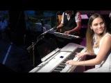 Boogie Woogie Stomp Live - Ladyva &amp Alain Boog with Band