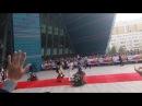 «Безумная женщина» на красной дорожке фестиваля «Евразия» в Астане
