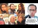 Hassrede, Zensur oder Meinungsfreiheit? - mit Katrin Ziske unterwegs