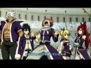 Хвост Феи Fairy Tail Фейри Тейл BES Da tempo Игра на Выживание (На конкурсы)