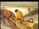 Василий Перов. Христос в Гефсиманском саду