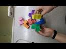 DIY Кубики Никитина, кубики для всех из бумаги.