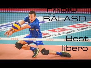 Volley: le super difese di Balaso contro Piacenza