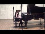 Морис Равель. Испанская рапсодия для двух фортепиано. Финал. Исполняют Пари и Ха ...
