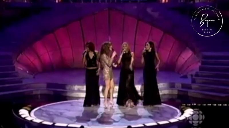 Destiny's Child Celine Dion - Emotion (Kodak Theatre) [2002]