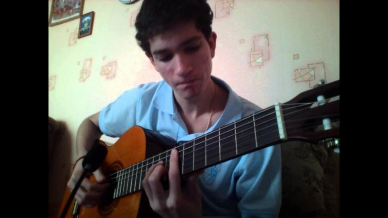 Anacondaz -- 69 (ВИДЕОУРОК) на гитаре