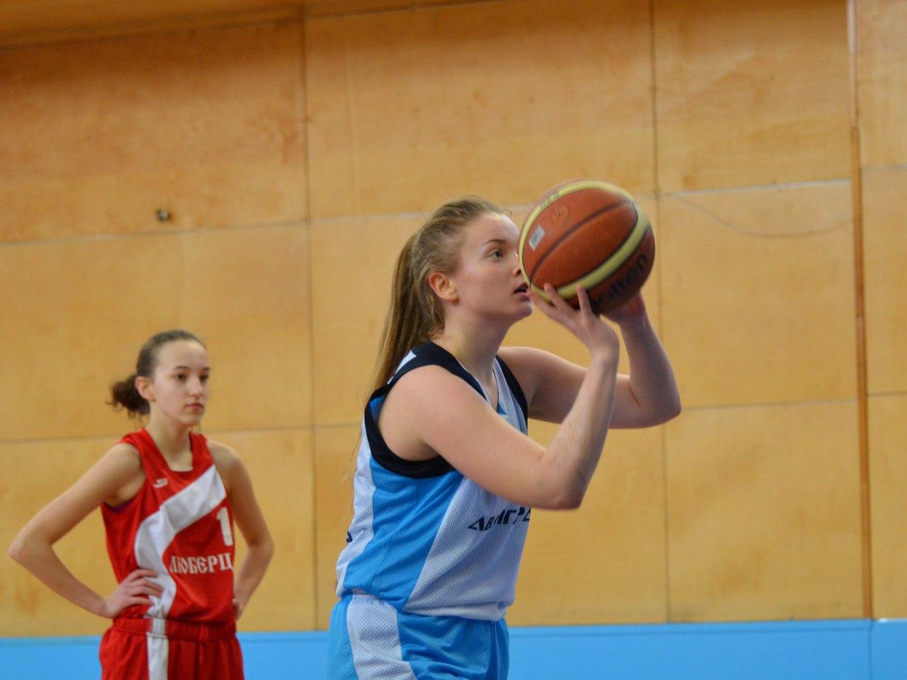 Очередные матчи в рамках Первенства Московской области по баскетболу среди девушек, фото Коломна Спорт