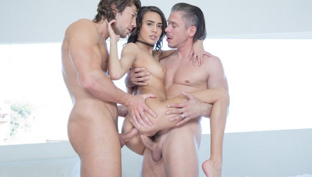 WOW My Fantasy of a Double Penetration # 1