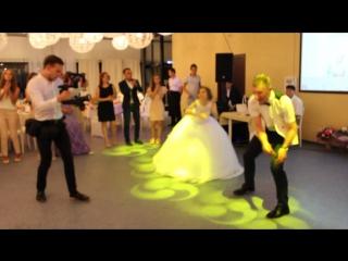 танец жениха и невесты, микс