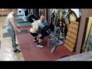 Даниель Грабовски - присед 300 кг на 5 повторов