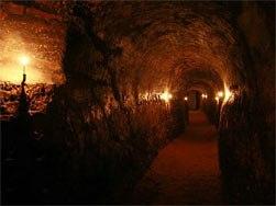 Как не представляла себе прогулку по подземному туннелю в московском к