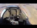 В рамках контрольной проверки экипажи МиГ-29СМТ истребительной авиации #ВКС аэродрома Приволжский поразили мишени, имитирующие а