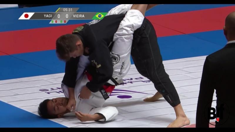 Ricardo Yagi vs Alexandre Vieira TokyoGS