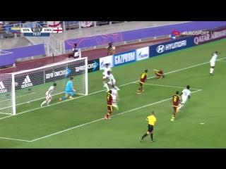 Freddy Woodman penalty final U-20