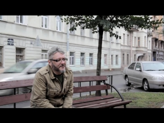 Константин Кузьма Уо Рябинов - интервью для фильма Следы на снегу