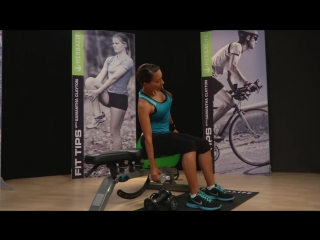 FULL BODY CHAIR WORKOUT Samantha Claytons Body Blast _ Herbalife Fit Tips