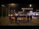 Із фаєрами і смолоскипами у Сумах відзначили День гідності та свободи відео