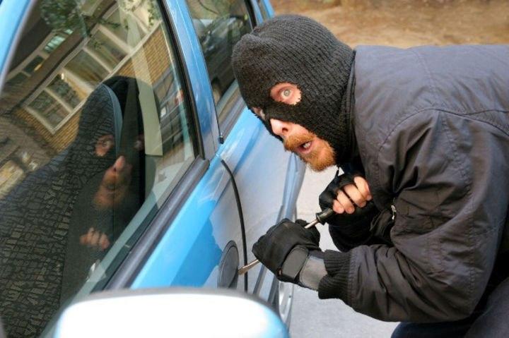 Полицейские задержали Красноперекопских  угонщиков