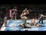 Hirai Kawato, Jushin Thunder Liger, Tiger Mask vs. El Desperado, TAKA Michinoku, Takashi Iizuka (NJPW - Road To Sakura Genesis 2