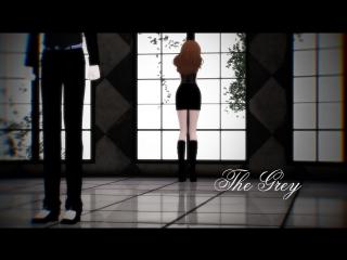 【 ANIMATION 】 Nataly and Oscar - The Grey